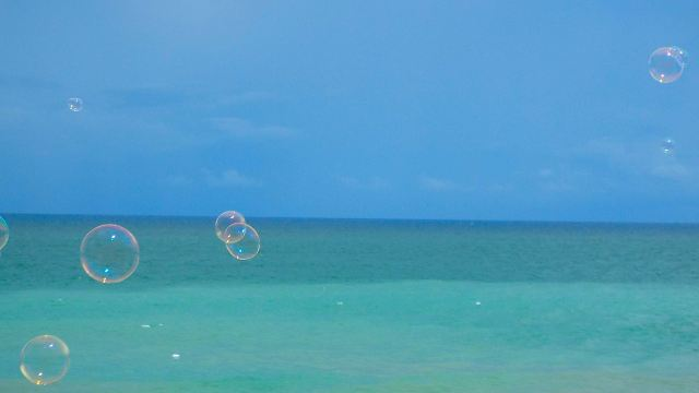 bubblesonthebeach
