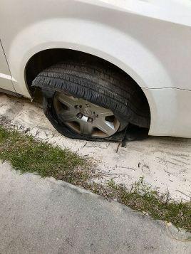 tire418